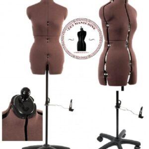 Manechin reglabil Femei- Olivia 8 parti – prelungire pantalon Manechine Reglabile Croitorie