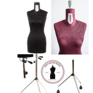 Manechin reglabil Femei (42-58) Manechine Reglabile Croitorie