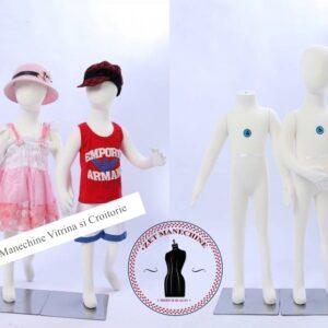 Set 2 manechine flexibile copii ( 4 ani) Manechine Copii