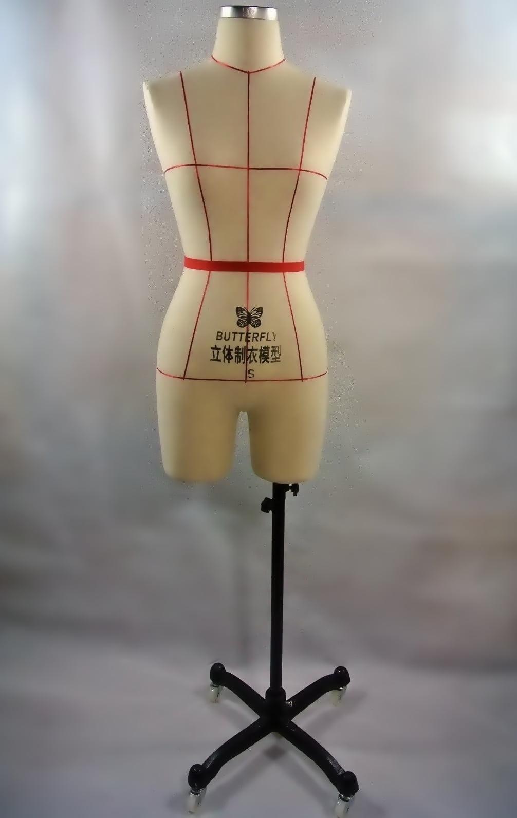 Manechin de croitorie cu tipar Manechine Vitrina si Croitorie